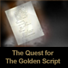 Purchase The Quest for The Golden Script
